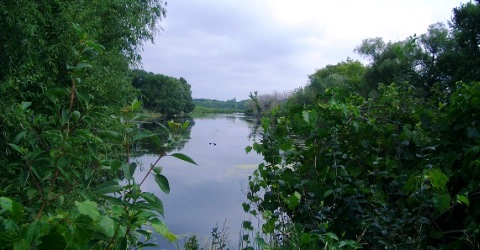 Scenic View of the Yahara River